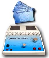 Carte de médecine quantique
